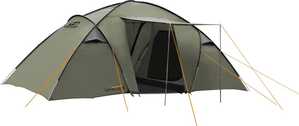 stan HANNAH CAMPING Space 4 capulet olive