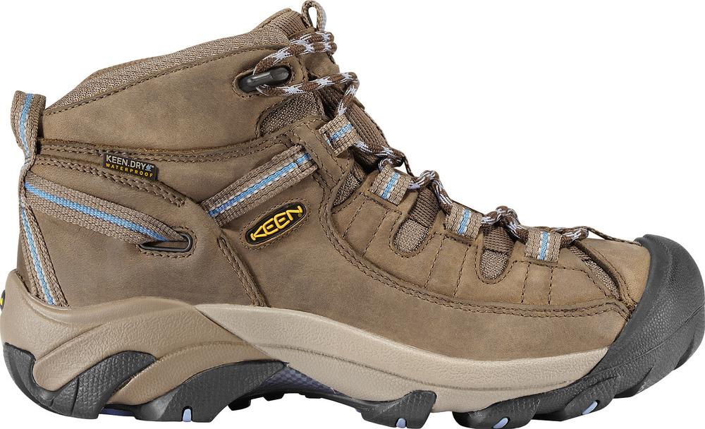Ženy  Dámské boty Keen Targhee II Mid WP W cb93ebb6a9