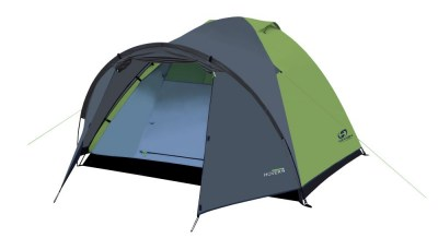 stan HANNAH CAMPING Hover 4 spring green/cloudy gray spring green/cloudy gray