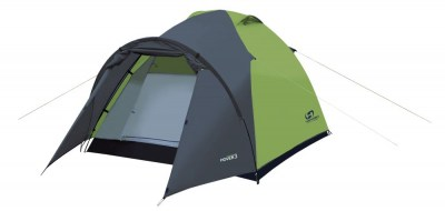 stan HANNAH CAMPING Hover 3 spring green/cloudy gray spring green/cloudy gray