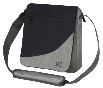 batoh HANNAH CAMPING MB A4 gray/anthracite gray/anthracite