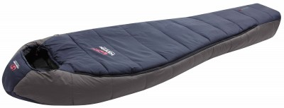 spací pytel Bivak 300 Navy blue/dark grey 195L