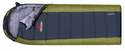 spací pytel HANNAH CAMPING Ranger 200 Anthracite 195L