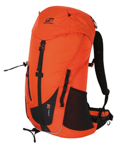 batoh HANNAH CAMPING Element 36 Red