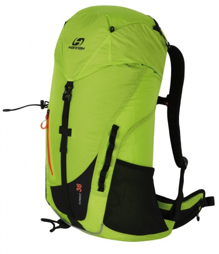 batoh HANNAH CAMPING Element 36 Green