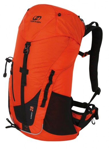 batoh HANNAH CAMPING Element 28 Red