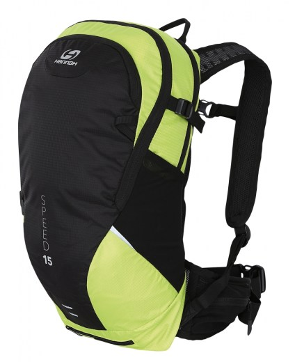 batoh HANNAH CAMPING Speed 15 anthracite/green