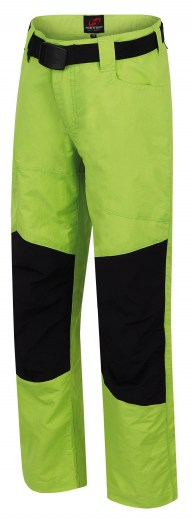 kalhoty Hopeek JR Lime punch/anthracite 164
