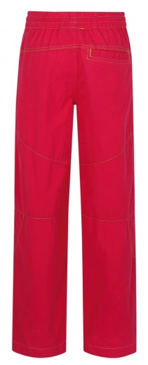 kalhoty Twin JR Rose red 116