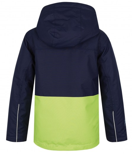 bunda Shifty JR Peacoat/lime green 116