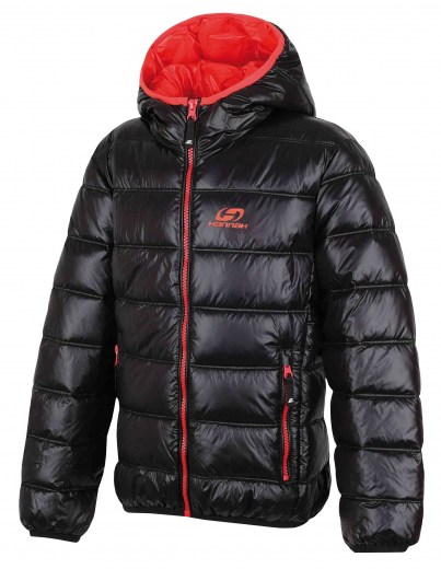 bunda Moran Therm JR Anthracite/orange 116