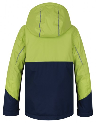 bunda HANNAH KIDS Paola JR Majolica blue/lime punch 116