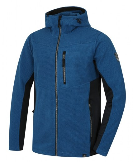 pt full-zip hoody HANNAH Jones blue iron mel blue iron mel L
