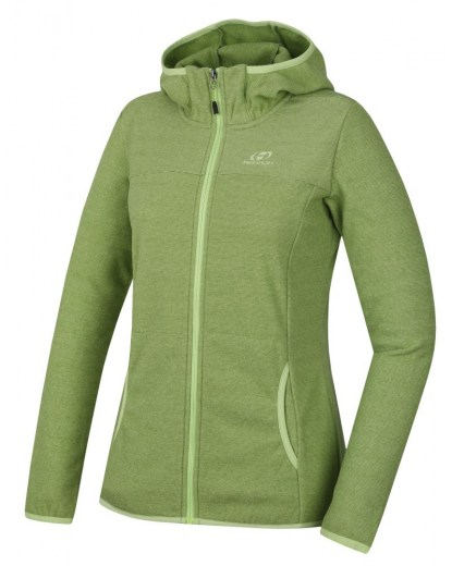 pt full-zip HANNAH Bernie greenery stripe greenery stripe 36
