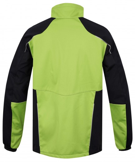 bunda Torac Lime green/anthracite XL