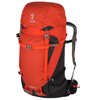 Eiger 45 Backpack rudá M