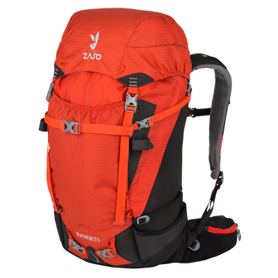 Eiger 35 Backpack rudá S
